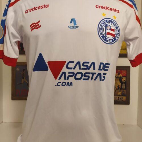 Camisa Bahia Esquadrão 2020 Clayson Brasileirão