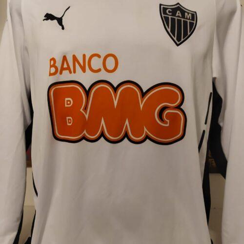 Camisa Atlético Mineiro Puma 2014 mangas longas