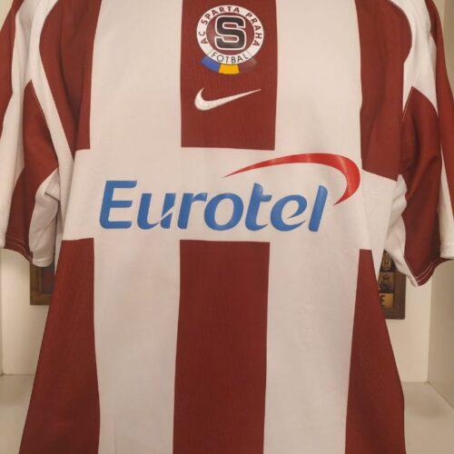 Camisa Sparta Praga Nike 2005