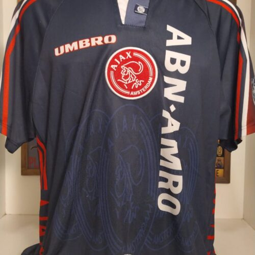 Camisa Ajax Umbro 1996