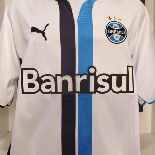 Camisa Grêmio Puma 2009 Maxi Lopez