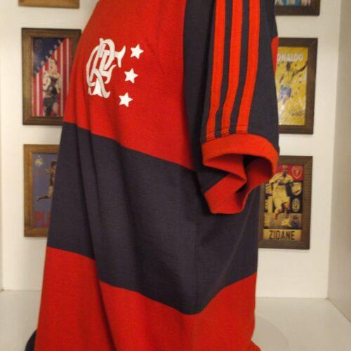 Camisa Flamengo Adidas Zico retro