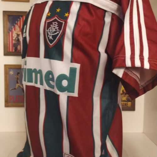 Camisa Fluminense Adidas 2001