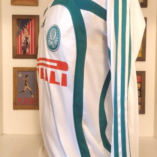 Camisa Palmeiras Adidas 2006 mangas longas