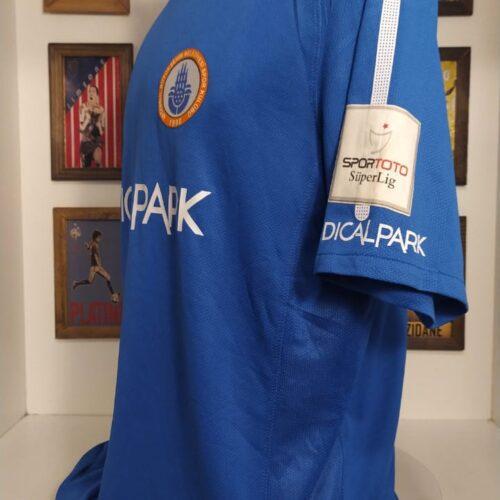 Camisa Istambul Basaksehir Nike Marcus Vinicius