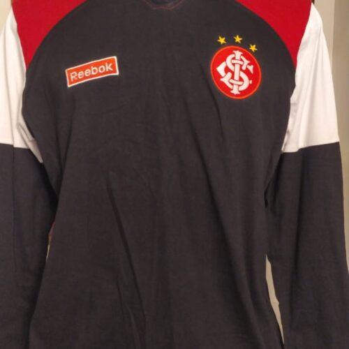 Camisa Internacional Reebok Taffarel retro 1987 goleiro mangas longas