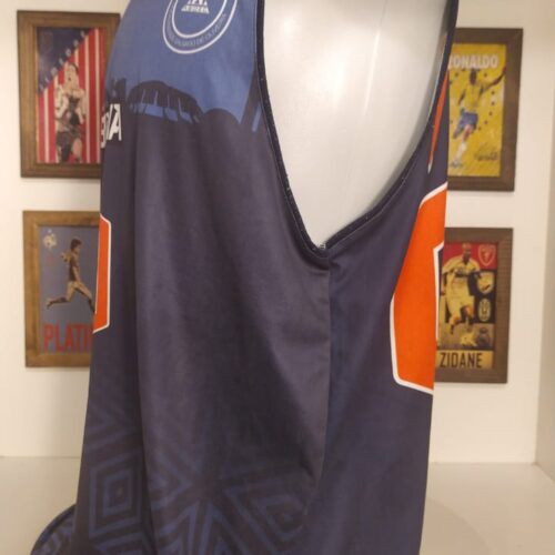 Camisa Universo Brasília Suassuna basquete