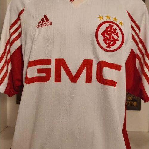 Camisa Internacional Adidas 1998
