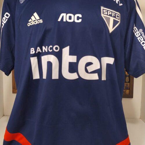 Camisa São Paulo Adidas 2020 treino