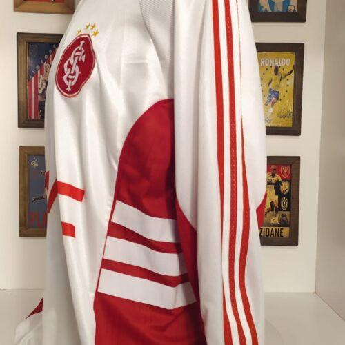 Camisa Internacional Adidas 1999 mangas longas