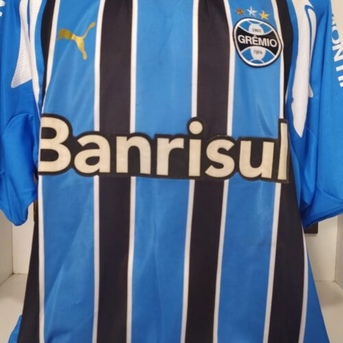 Camisa Grêmio Puma 2009 Tcheco