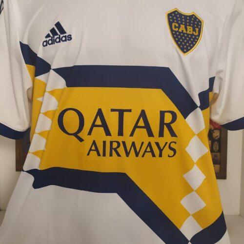 Camisa Boca Juniors Nike 2020 Abila