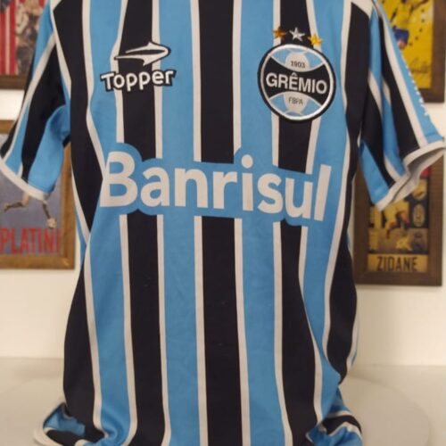 Camisa Grêmio Topper 2011 infantil