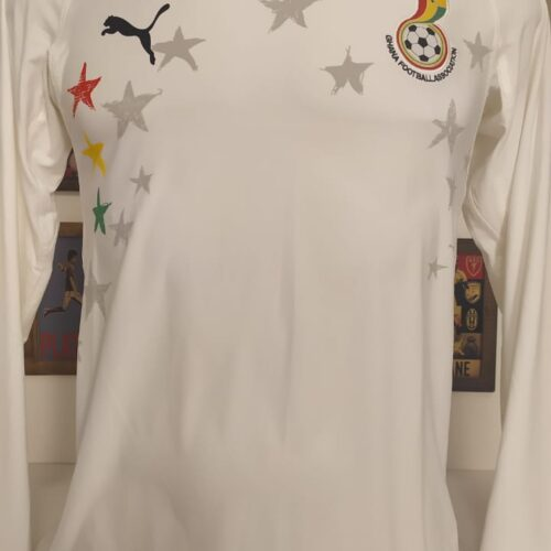 Camisa Gana Puma 2012 mangas longas