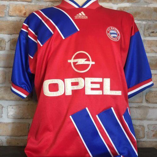 Camisa Bayern de Munique Adidas 1991