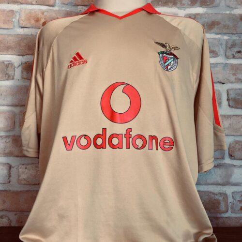 Camisa Benfica Adidas 2005