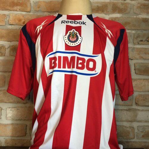 Camisa Chivas Guadalajara Reebok 2010