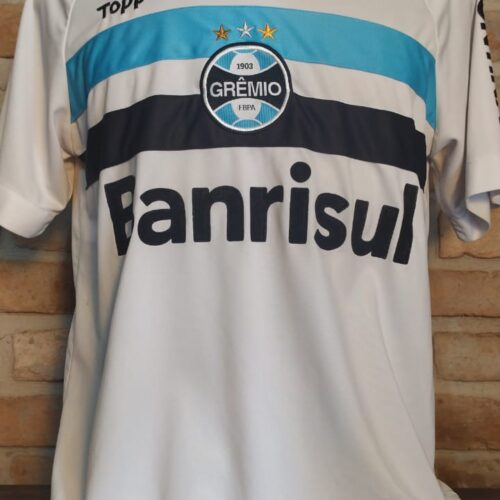 Camisa Grêmio Topper 2012 Kleber