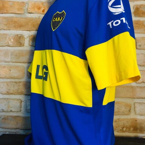 Camisa Boca Juniors Nike 2011 Palermo