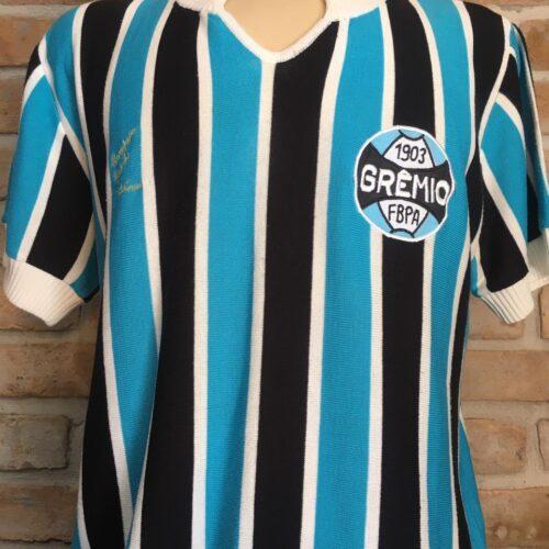 Camisa Grêmio 1977 retro André Catimba