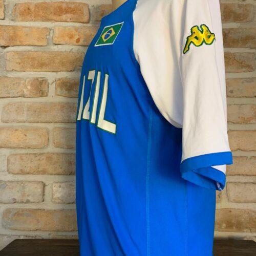 Camisa Brasil Kappa rugby