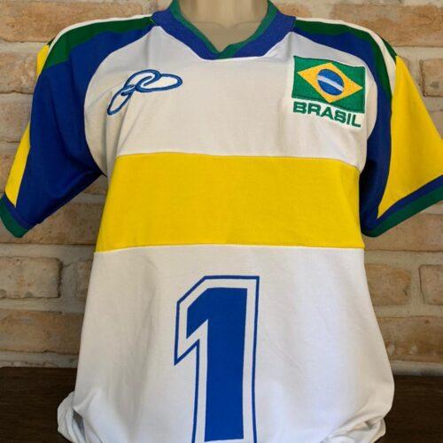 Camisa Brasil Olympikus Gisele handebol