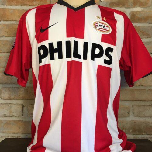 Camisa PSV Eindhoven Nike 2008 Lazovic