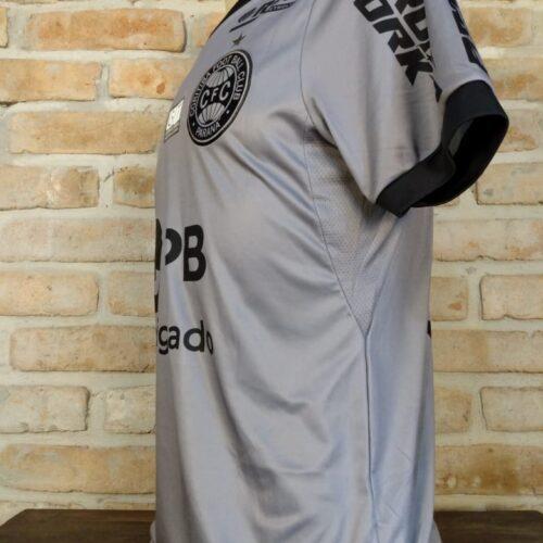 Camisa Coritiba 1909 2020 Arthur H goleiro Brasileirão