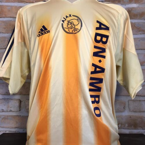 Camisa Ajax Adidas 2004