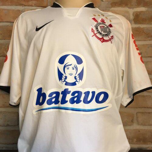 Camisa Corinthians Nike 2009 Dentinho