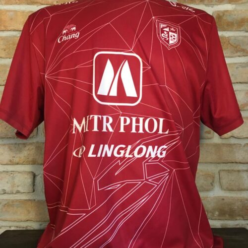 Camisa Ratchaburi Mitr Phol – TAI