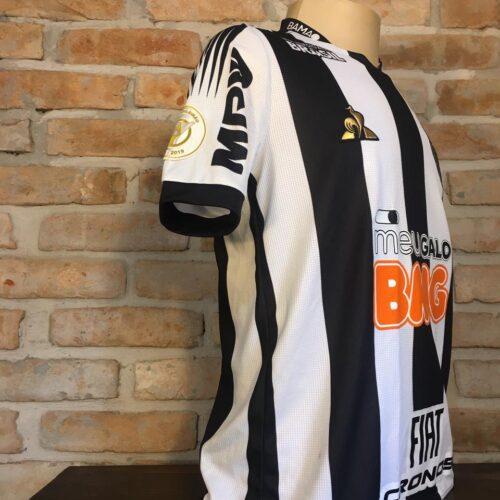Camisa Atlético Mineiro Le Coq Sportif 2019 Luan Brasileirão