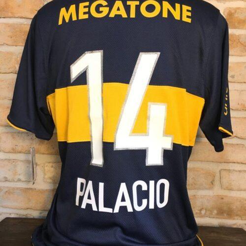 Camisa Boca Juniors Nike 2008 Palacio