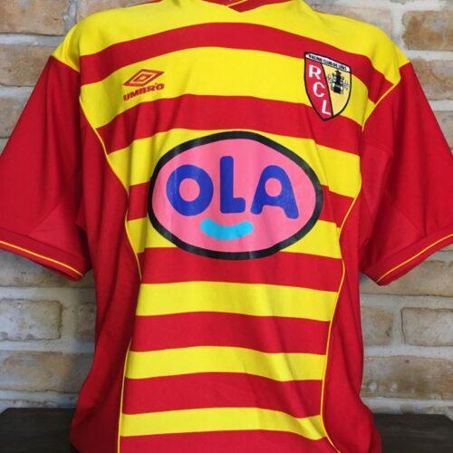 Camisa Lens Umbro 2004