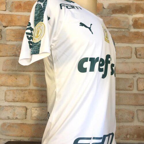 Camisa Palmeiras Puma 2019 Carlos Eduardo Brasileirão