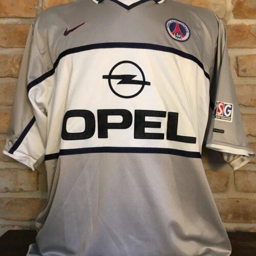 Camisa Paris Saint-Germain Nike 2000
