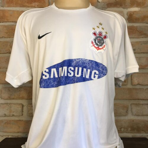 Camisa Corinthians Nike Nilmar 2005