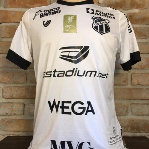 Camisa Ceará Vozão 2020 Felipe Silva Brasileirão