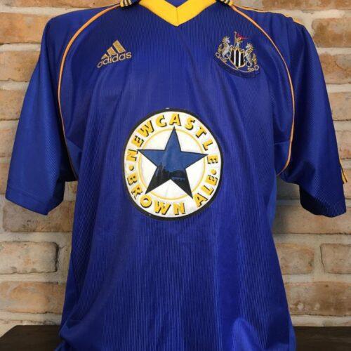 Camisa Newcastle Adidas 1998