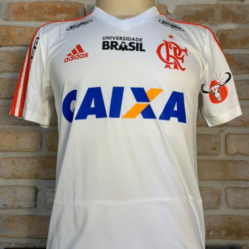 Camisa Flamengo Adidas 2017 treino