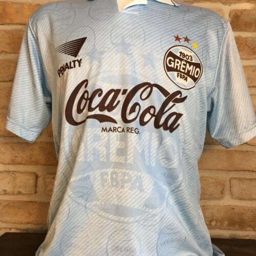 Camisa Grêmio Penalty 1995 Nildo Libertadores da América