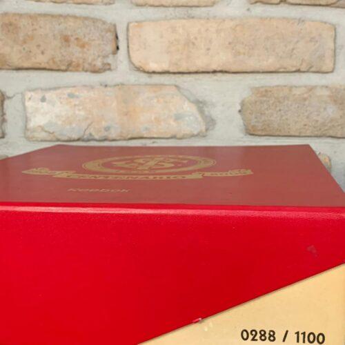 Caixa Internacional Reebok 2009 centenário edição limitada