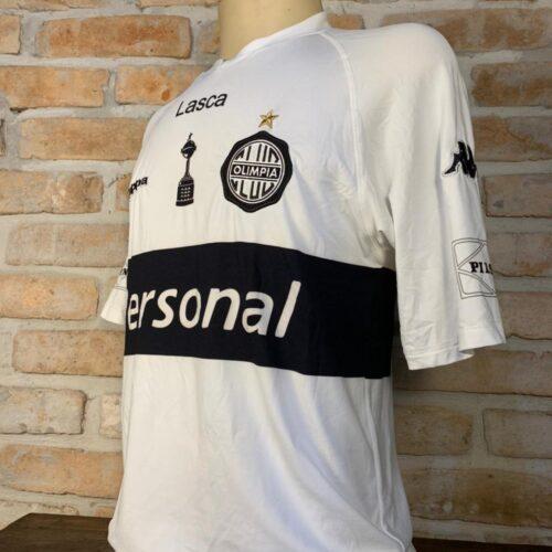 Camisa Olimpia Kappa 2008