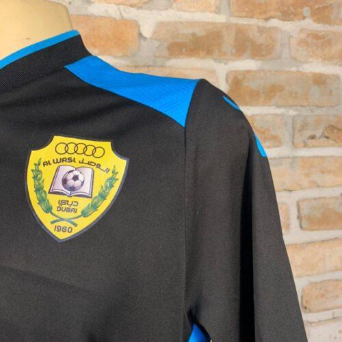 Camisa Al-Wasl Macron Marwan