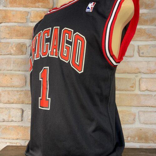 Camisa Chicago Bulls Adidas Rose basquete