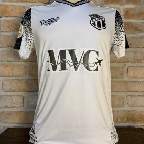 Camisa Ceará Topper 2019 Brasileirão