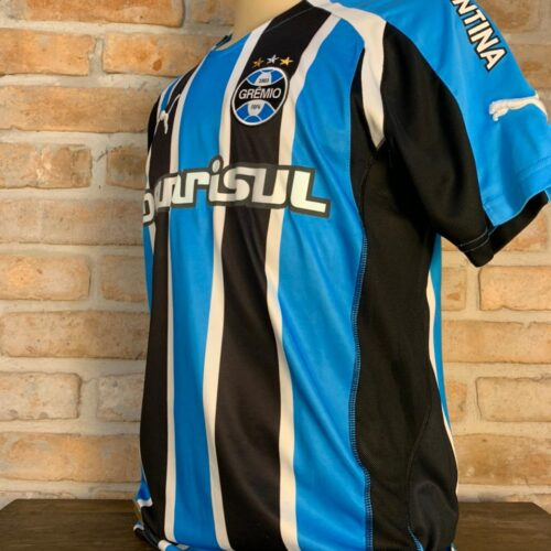 Camisa Grêmio Puma 2005 Batalha dos Aflitos