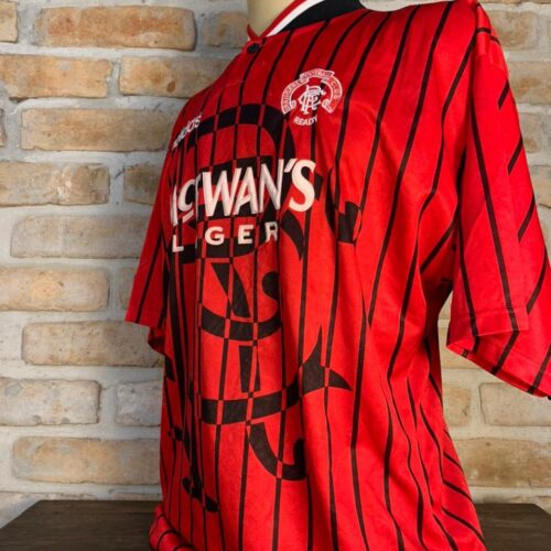 Camisa Rangers Adidas 1994
