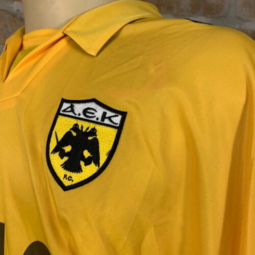 Camisa AEK GRE Puma 2008 mangas longas