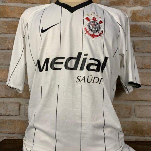 Camisa Corinthians Nike 2008